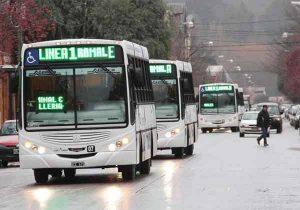 Suspenden el servicio nocturno de transporte de pasajeros en las 120 viviendas por agresiones a chóferes