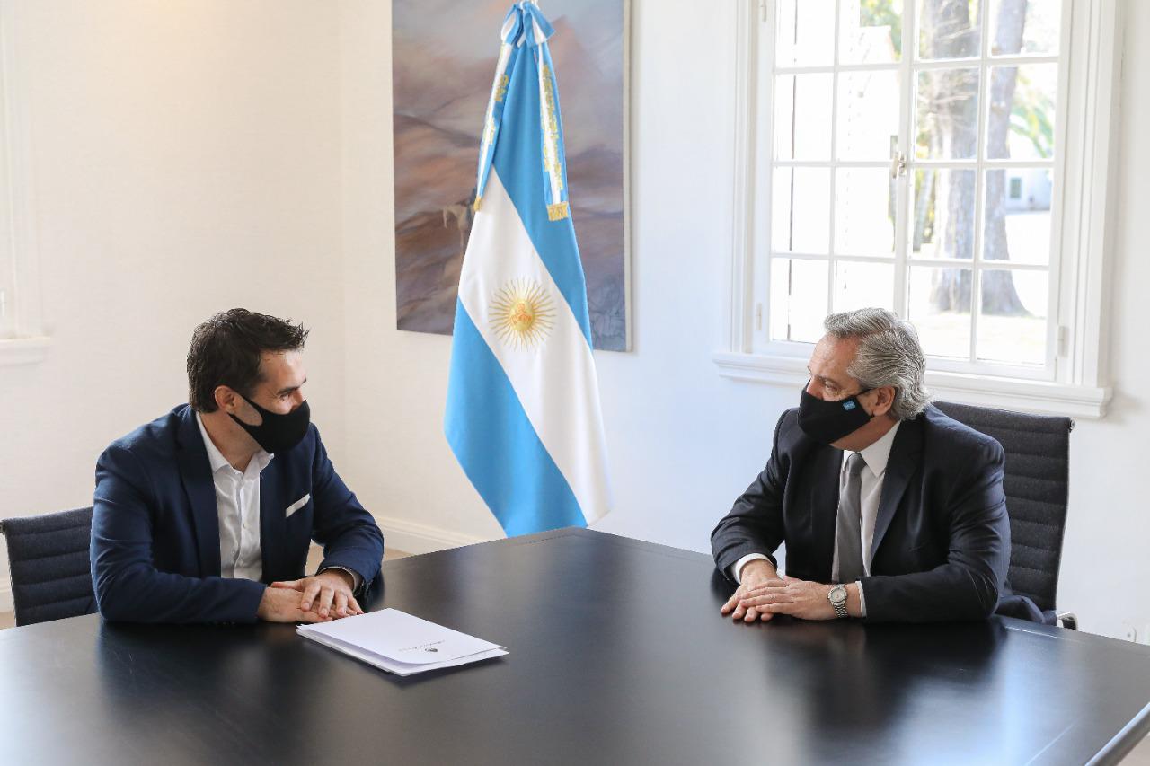 Alberto Fernández anunció que la Secretaría de Energía tendrá una sede en Neuquén