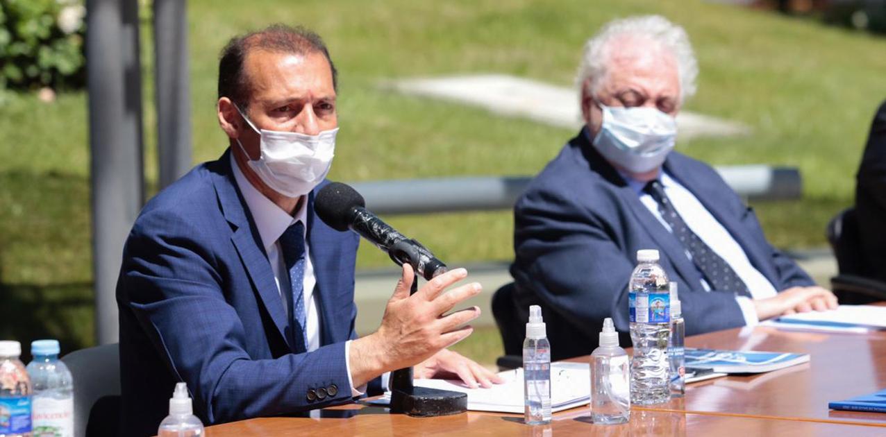 Ginés González García valoró las políticas sanitarias aplicadas por Neuquén