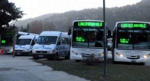 Expreso Los Andes: «Los concejales tienen en sus manos que el transporte público vuelva a funcionar»