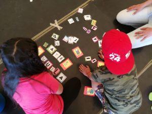 Taller: «Aprender en juego». Una propuesta para la niñez