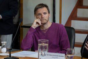 Santiago Fernández: «Estamos tratando de encontrar una ecuación que permita la subsistencia y prestación del servicio de acá a la finalización de la pandemia»