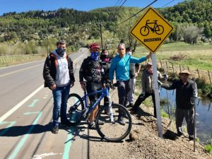 San Martín de los Andes ya cuenta con su primera ciclovía