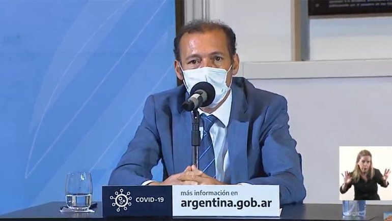 Gutiérrez: «Lo que pasó con el AMBA (Área Metropolitana de Buenos Aires) es lo que nos pasa a nosotros en las capitales y los principales conglomerados urbanos»