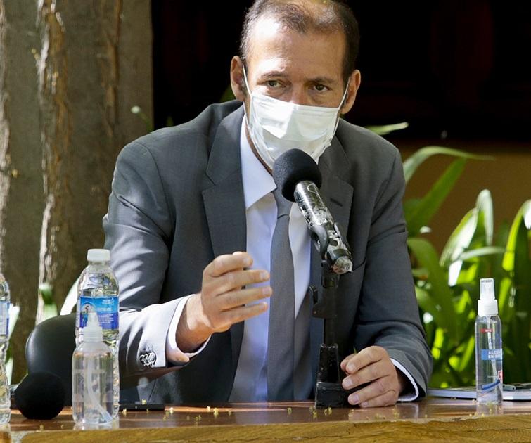Gutiérrez presentó un Presupuesto de 184 mil millones, con partidas especiales para Salud