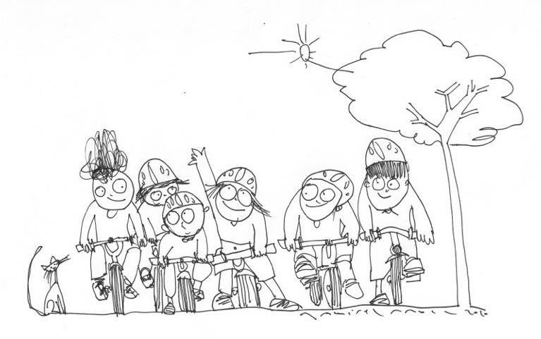 Inició la formación de ciclo mecánicos de las bicicletas populares