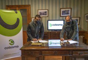 Cotesma y Club Embajador de los Andes firmaron un importante acuerdo