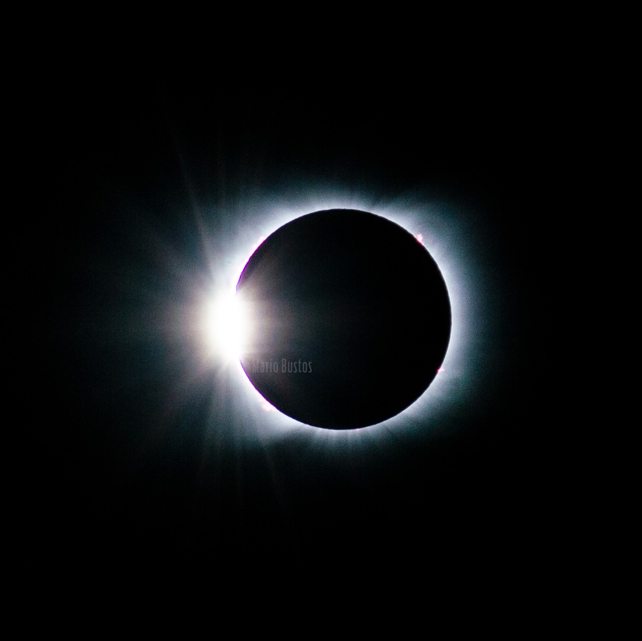 Eclipse2020: El fenómeno dejó a la región a oscuras por unos minutos