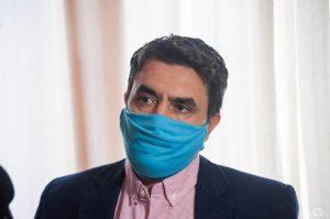 Saloniti junto a su familia se encuentran aislados en situación «netamente preventiva» por ser contacto estrecho de un caso positivo