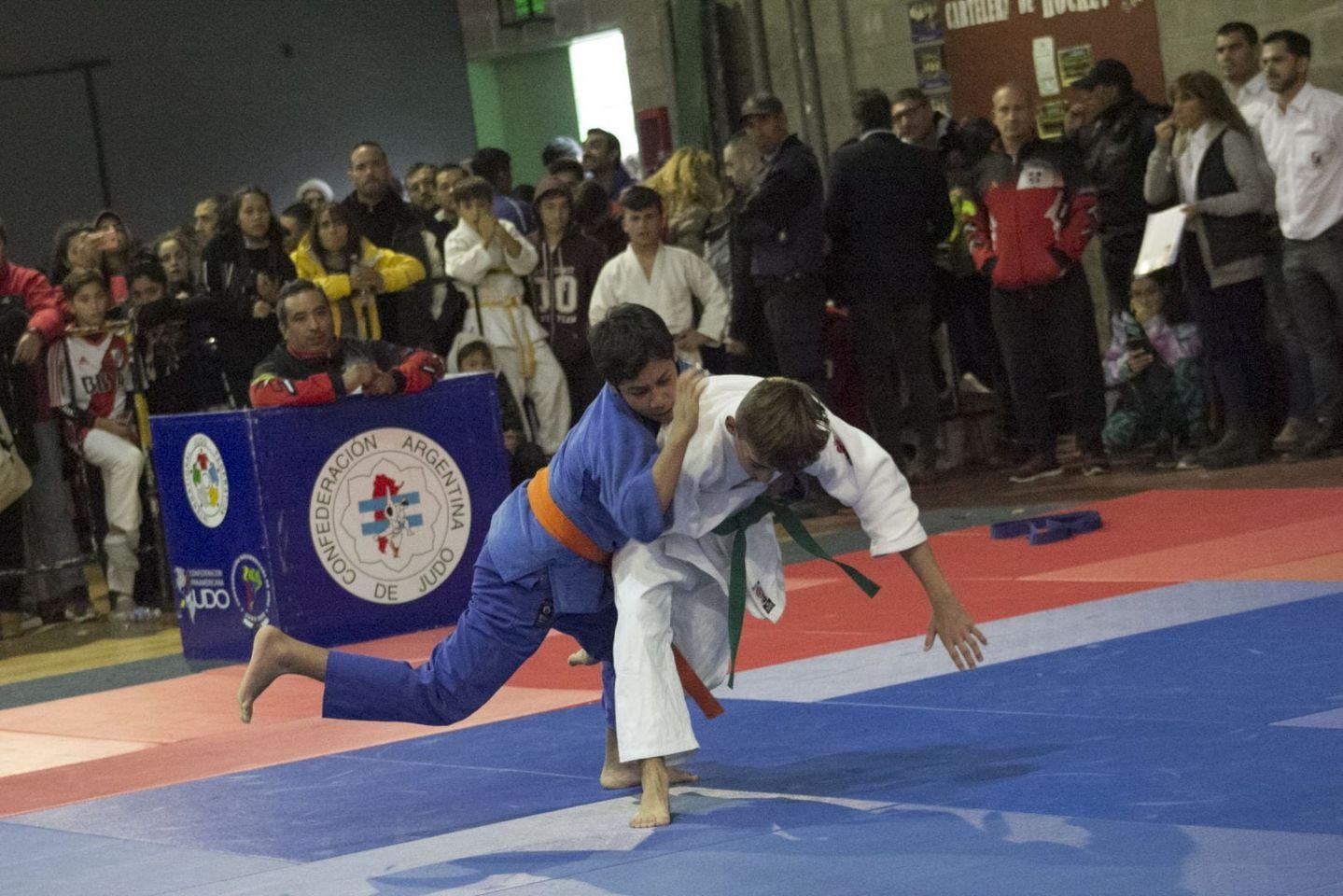 Se realizará en mayo el Torneo Nacional de Judo en nuestra ciudad