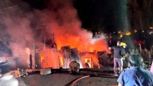 Sarmiento al 0: Peritos determinaron que el incendio fue accidental