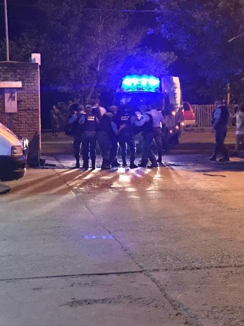El femicida de Guadalupe está internado en grave estado en el Hospital Dr. Ramón Carrillo