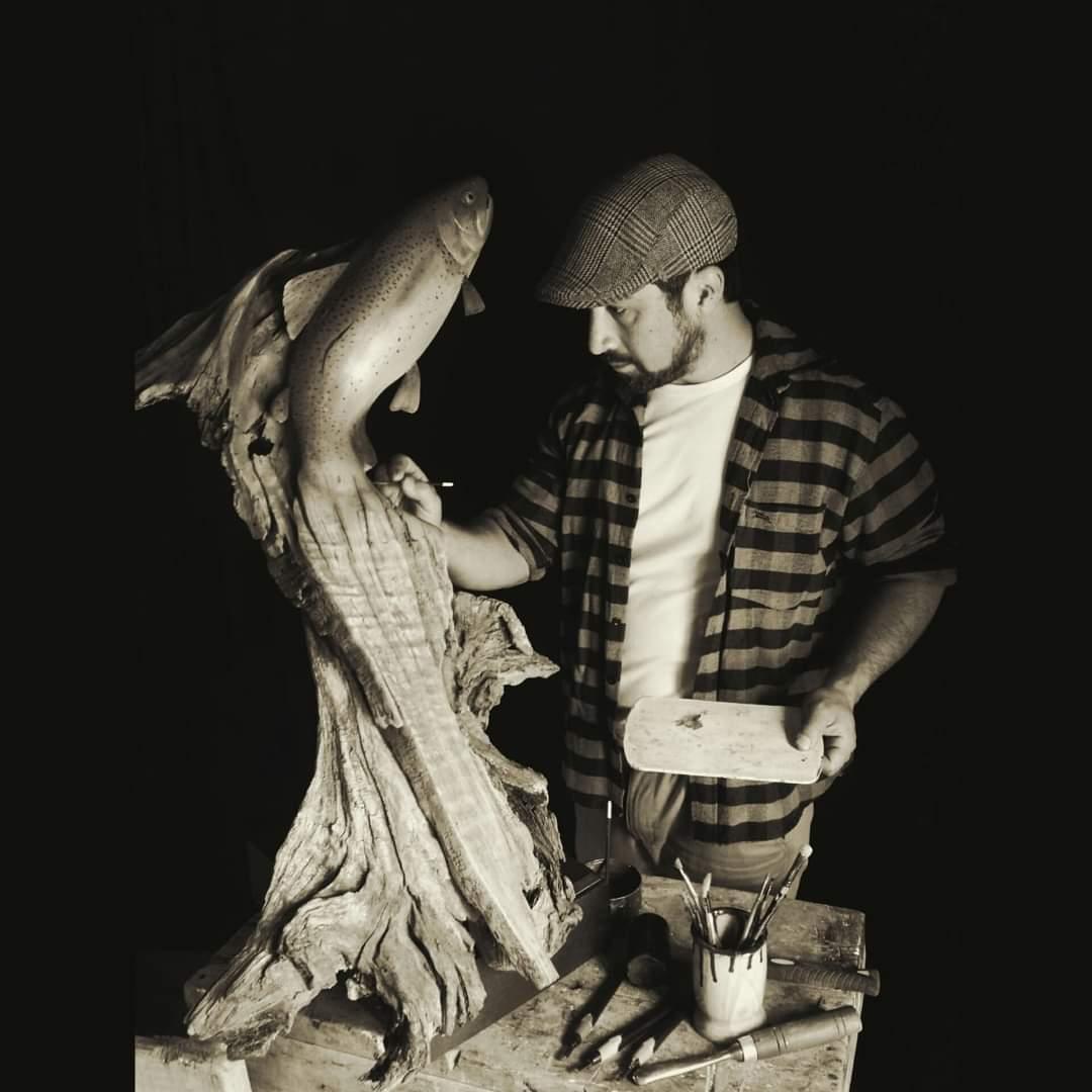 Este jueves llega «Siete Lagos una mirada» del artista Manuel Cuffoni
