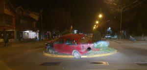Apareció el dueño del auto: «Lo dejé unos metros mas arriba con un desperfecto mecánico»