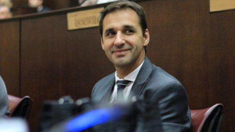 Claudio Domínguez, el primer nombre para llegar al Congreso de la Nación