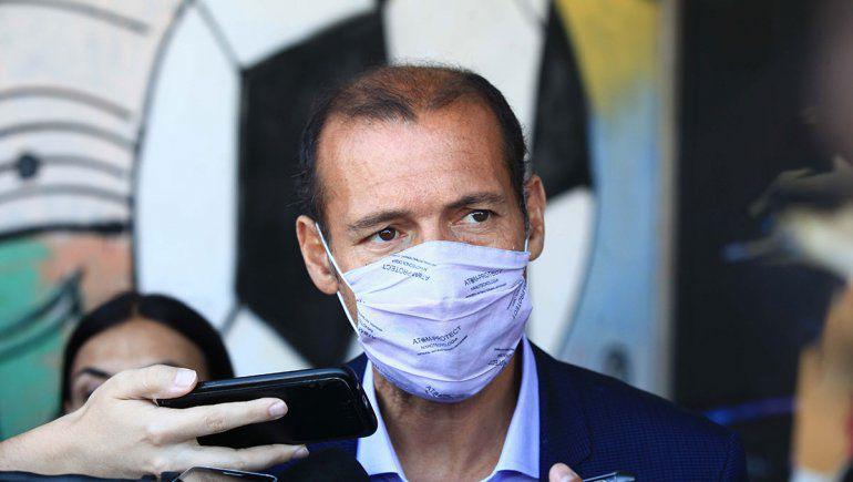 ATEN: Gutiérrez destacó el diálogo y confía en un acuerdo