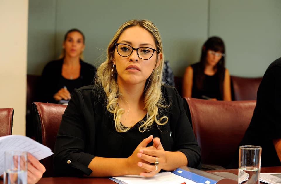 La diputada Riccomini renunció al aumento