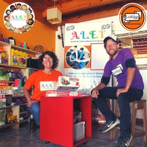 El juego como herramienta terapéutica, una novedad en San Martín de los Andes