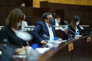 Bloque del MPN de diputados renunció al aumento en la Legislatura
